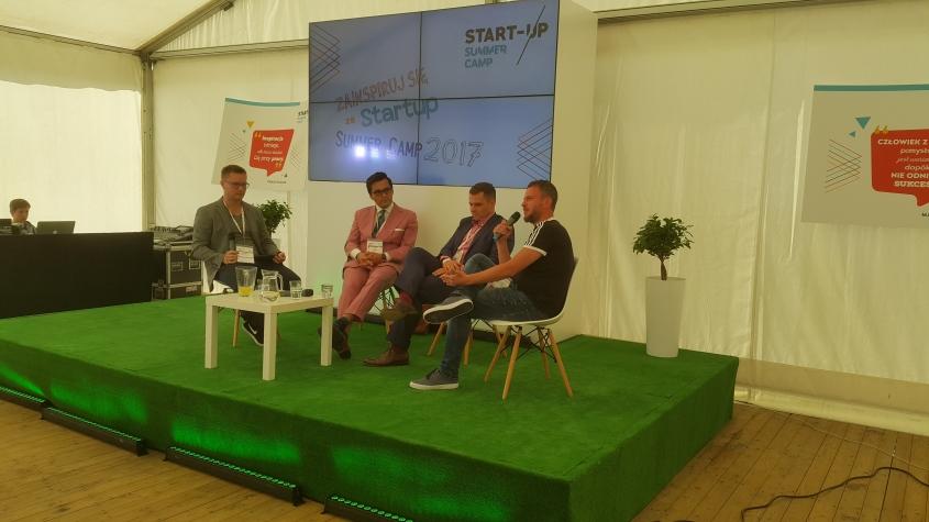 Podsumowanie Konferencji Start-up Summer Camp 2017
